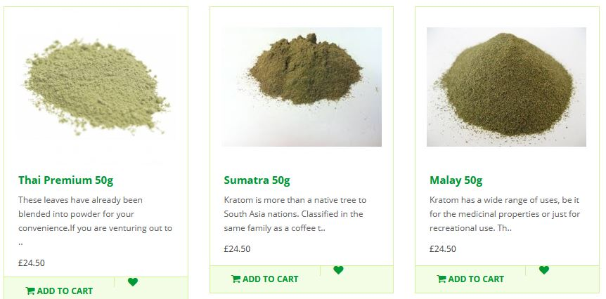 Buy Legal Highs - Kratom - From Express Highs