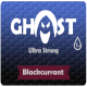Ghost Blackcurrant Ultra Strong Liquid Herbal Incense 7ml