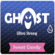 Ghost Sweet Candy Ultra Strong Liquid Herbal Incense 7ml