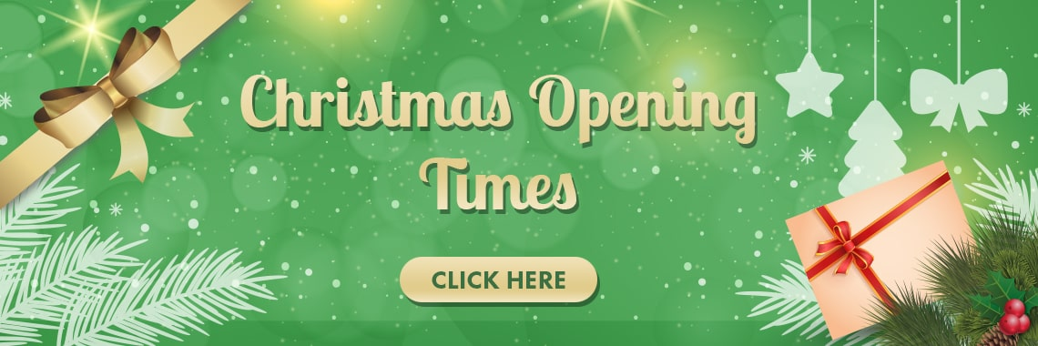 Express Highs Christmas Opening Times