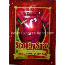 Scooby Snax Strawberry Herbal Incense 4g