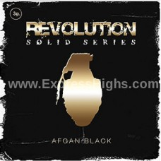 Revolution Afghan Black Resin Herbal Incense 3g
