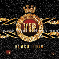 VIp Black Gold Herbal Incense 4g