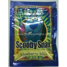 Scooby Snax Blueberry Herbal Incense 4g