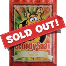 Scooby Snax Hydro Herbal Incense 4g